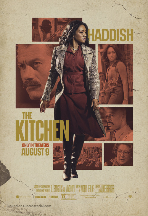 The Kitchen - Character movie poster