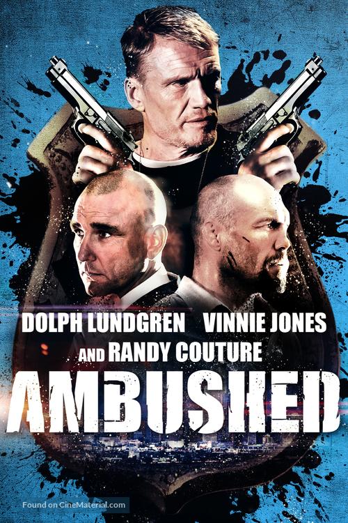 Ambushed - DVD movie cover