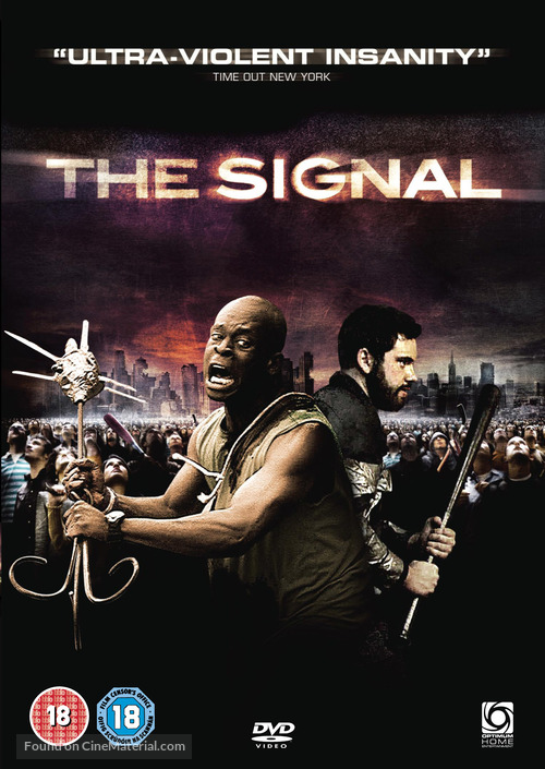 The Signal - British Movie Cover