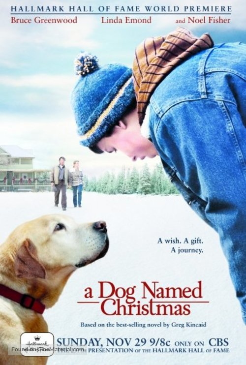 A Dog Named Christmas - Movie Poster