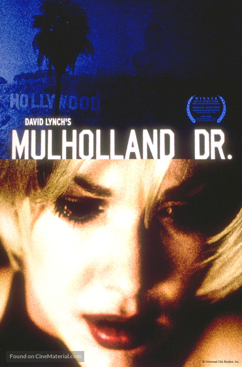 Mulholland Dr. - Movie Poster