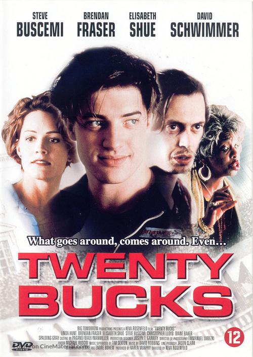 Twenty Bucks - Dutch DVD movie cover