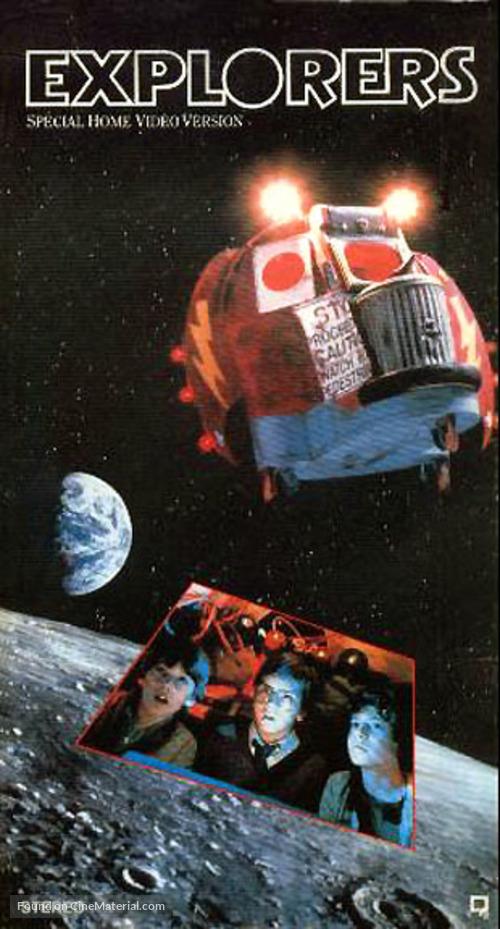 Explorers - Movie Cover