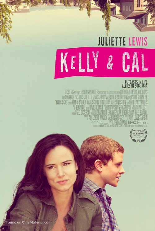Kelly & Cal - Movie Poster