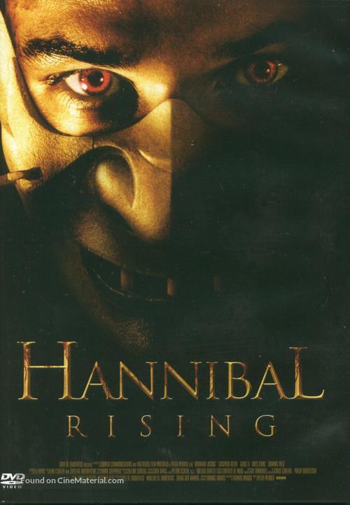 Hannibal Rising - DVD movie cover
