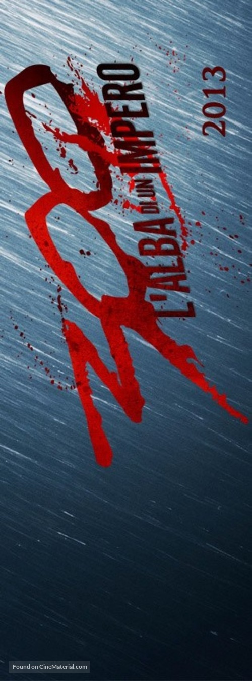 300: Rise of an Empire - Italian Logo