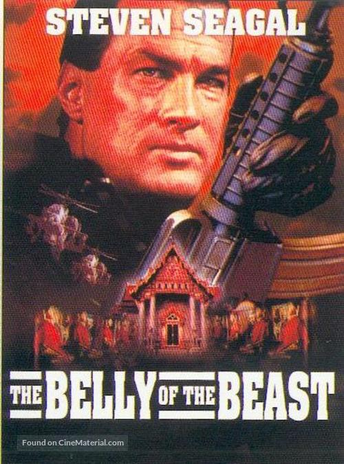 Belly Of The Beast - DVD cover
