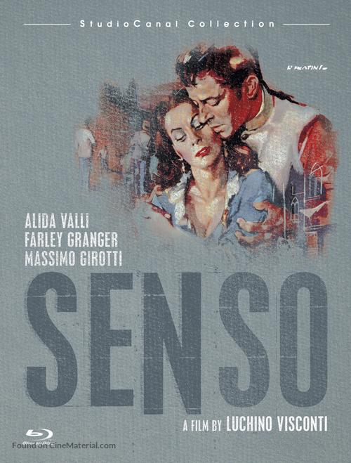 Senso - Blu-Ray movie cover
