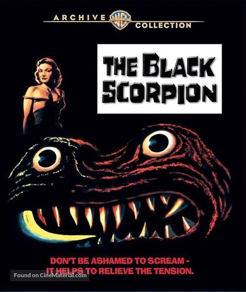The Black Scorpion - Blu-Ray movie cover