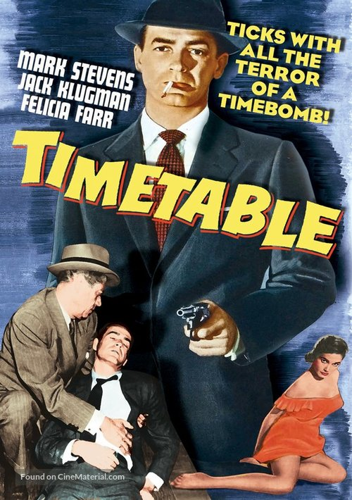 Time Table - DVD cover