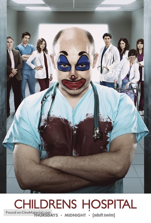 """Childrens Hospital"" - Movie Poster"