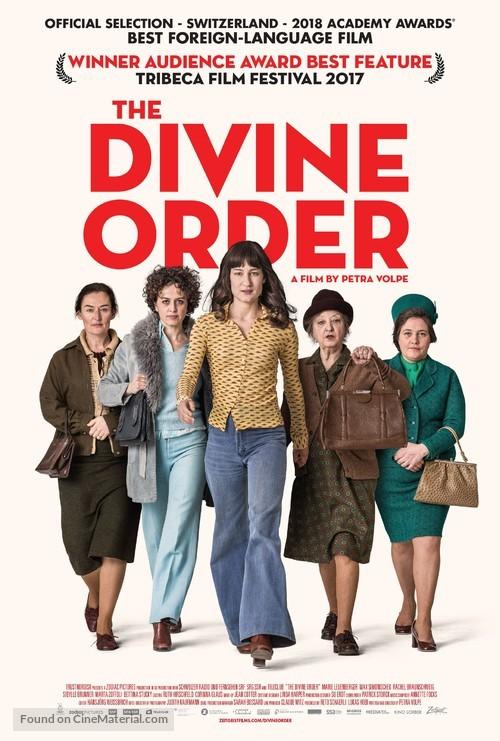 Göttliche Ordnung Film