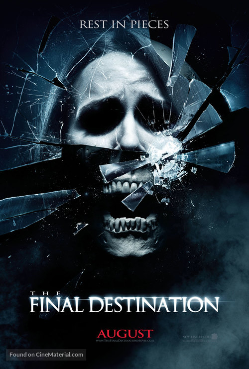 The Final Destination - Teaser movie poster