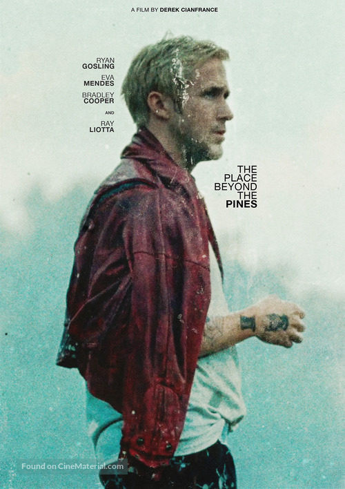 The Place Beyond the Pines - Movie Poster