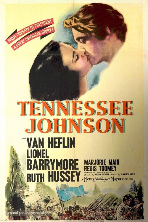 Tennessee Johnson - Movie Poster