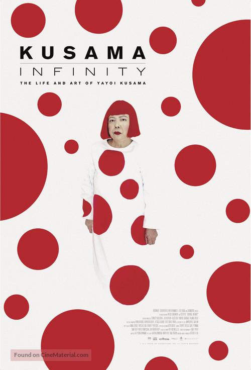 Kusama: Infinity - Movie Poster