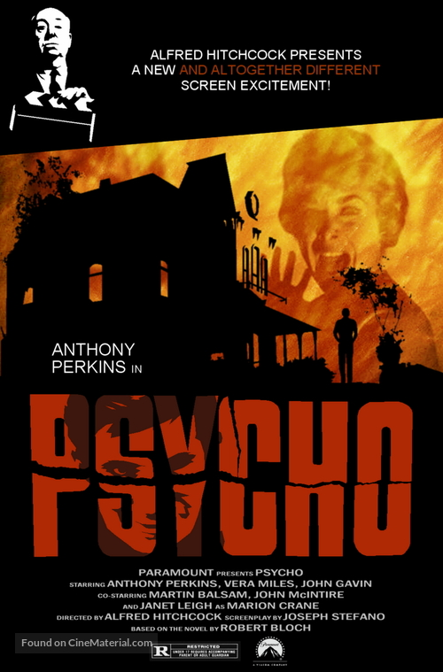 the depiction of the novel psycho in the movie the birds Get an answer for 'what's the main difference between the film adaptation of the birds and the original story' and find homework help for other the birds questions at enotes.