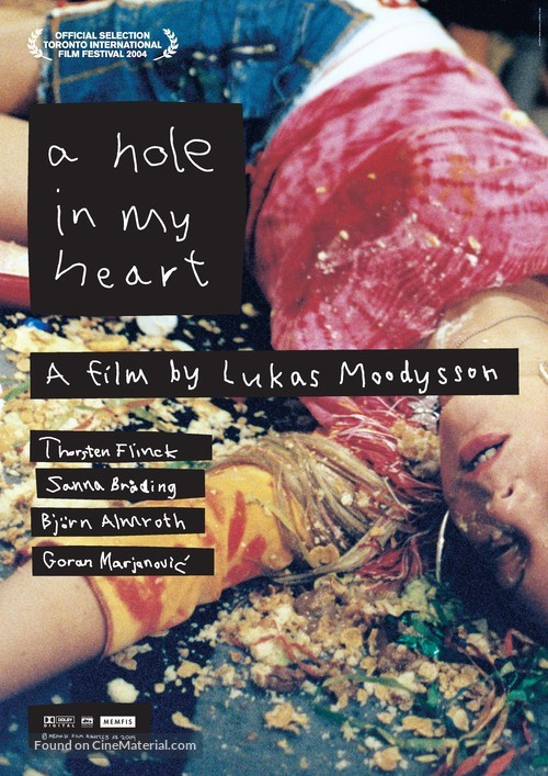 A Hole in My Heart - Movie Poster