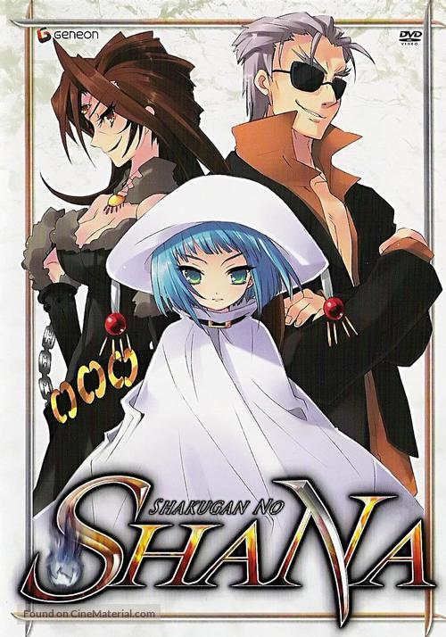"""""""Shakugan no Shana"""" - Japanese Movie Cover"""