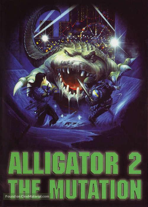 Alligator II: The Mutation - Movie Cover