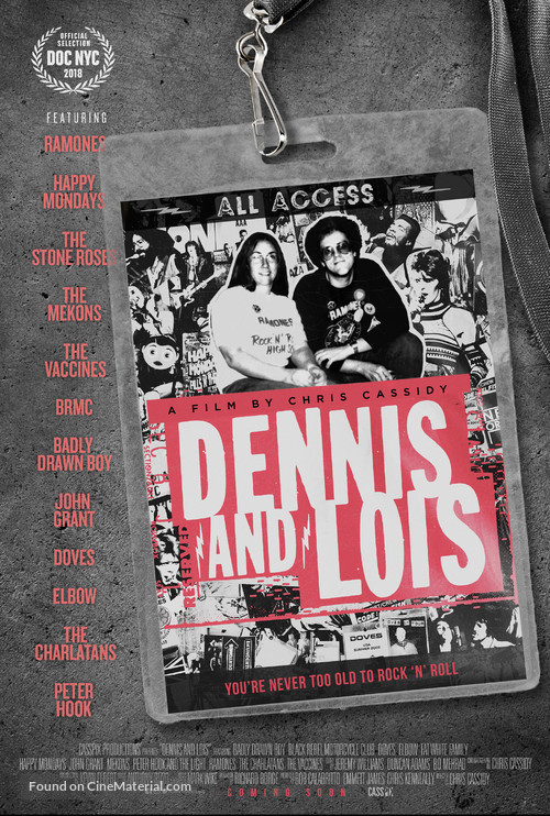 Dennis and Lois - Movie Poster