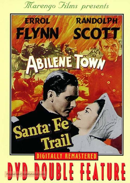 Abilene Town - Movie Cover