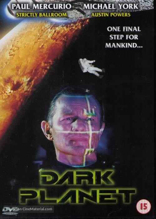 Dark Planet - British Movie Cover
