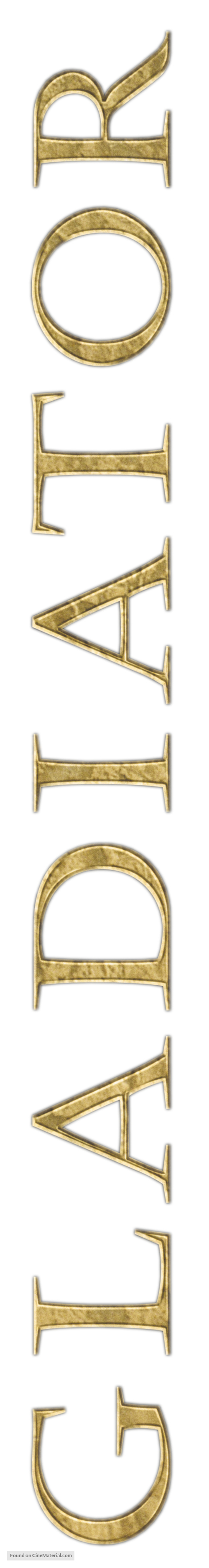 Gladiator - Logo
