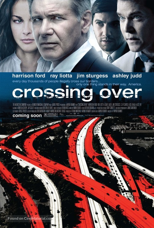 Crossing Over - Movie Poster