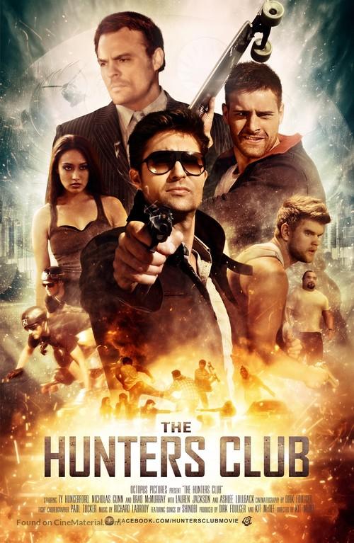 The Hunters Club - Australian Movie Poster