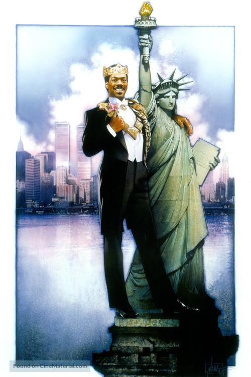 Coming To America - Key art