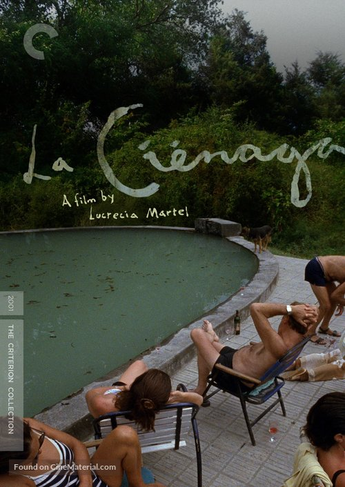 La ciénaga - DVD movie cover