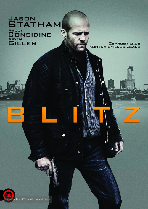 Blitz - Hungarian Movie Cover