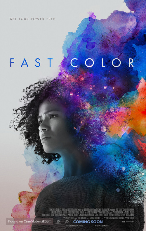 Fast Color - Movie Poster