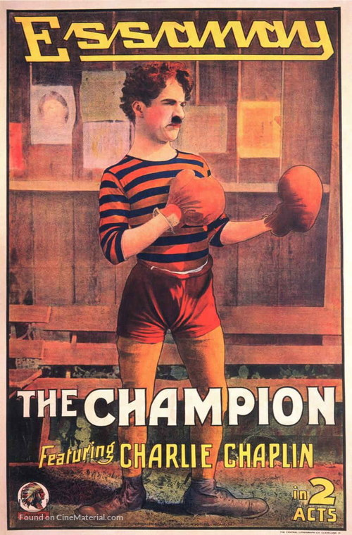 The Champion - Movie Poster