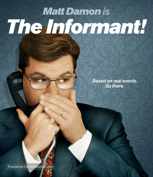 The Informant - poster