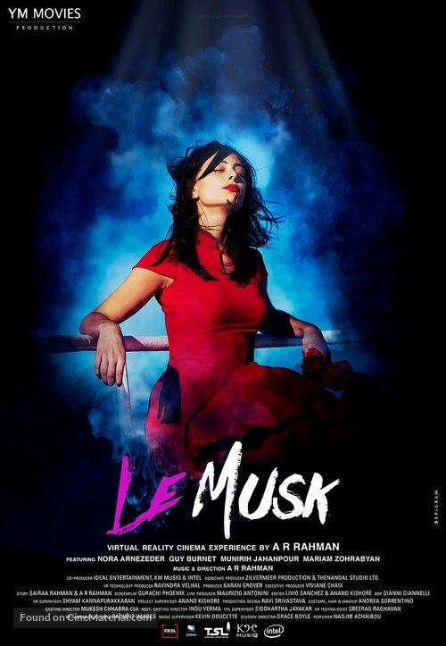 Le Musk - Indian Movie Poster