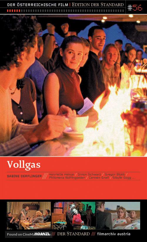 Vollgas - Austrian Movie Cover