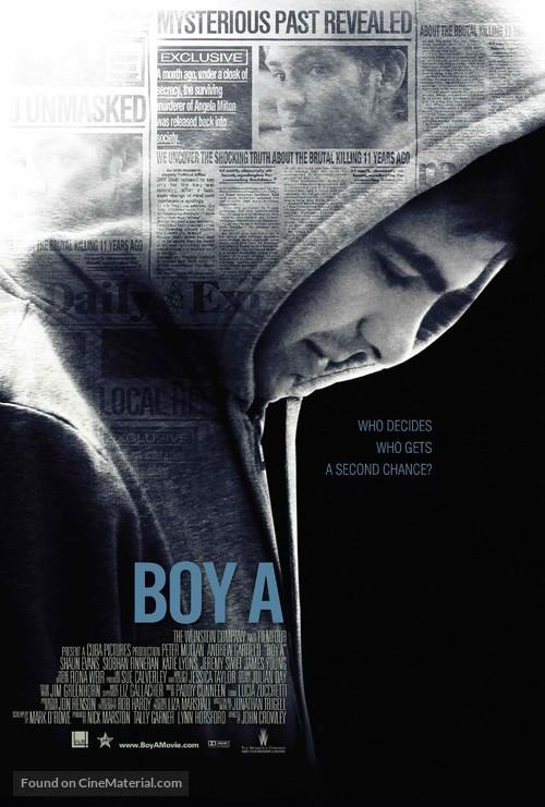 Boy A - Movie Poster