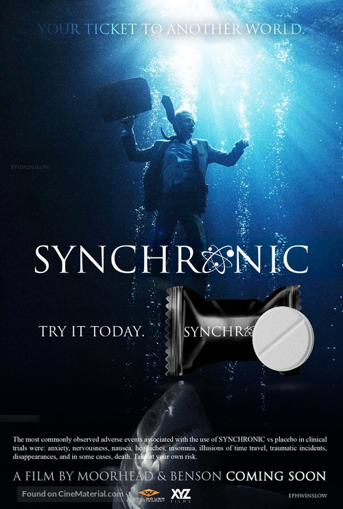 Synchronic - Movie Poster