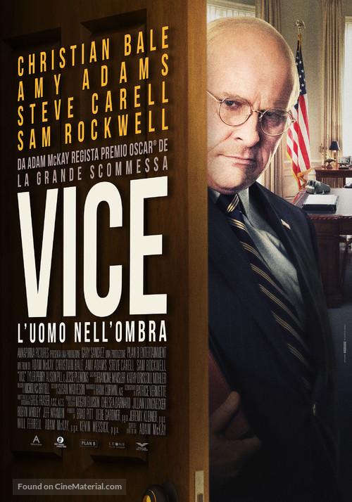 Vice - Italian Movie Poster