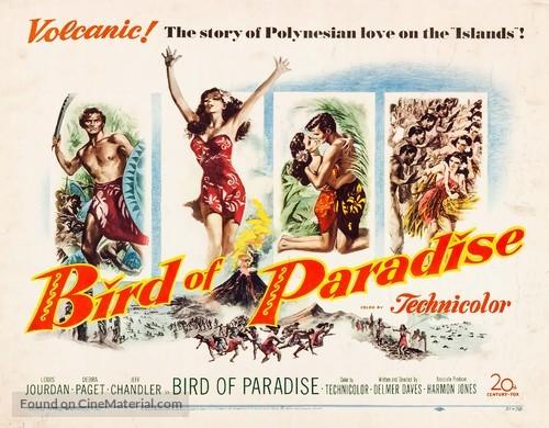 Bird of Paradise - Movie Poster