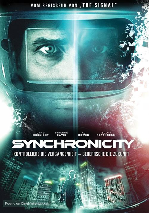 Synchronicity - German Movie Cover
