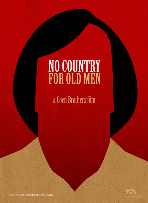 No Country for Old Men - Portuguese poster