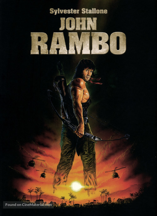 Rambo - Movie Poster