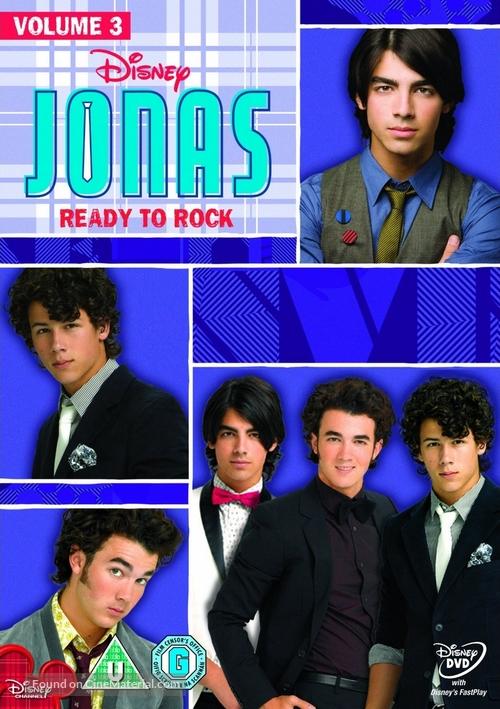 """Jonas"" - British Movie Cover"