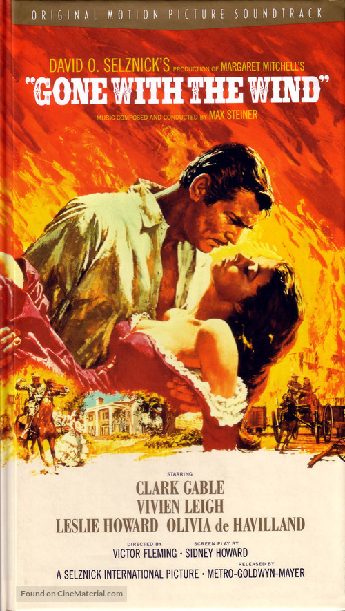 Gone with the Wind - Movie Poster