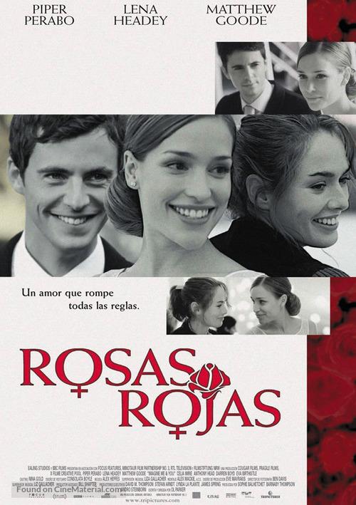 Imagine Me & You - Spanish Movie Poster