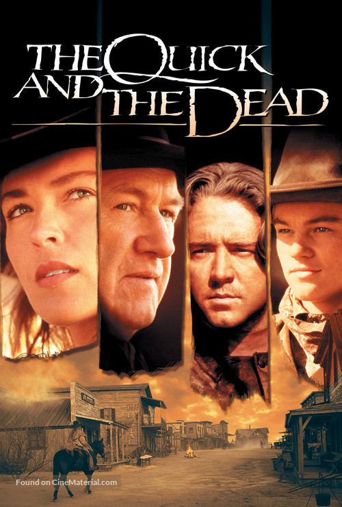 The Quick and the Dead - Movie Poster