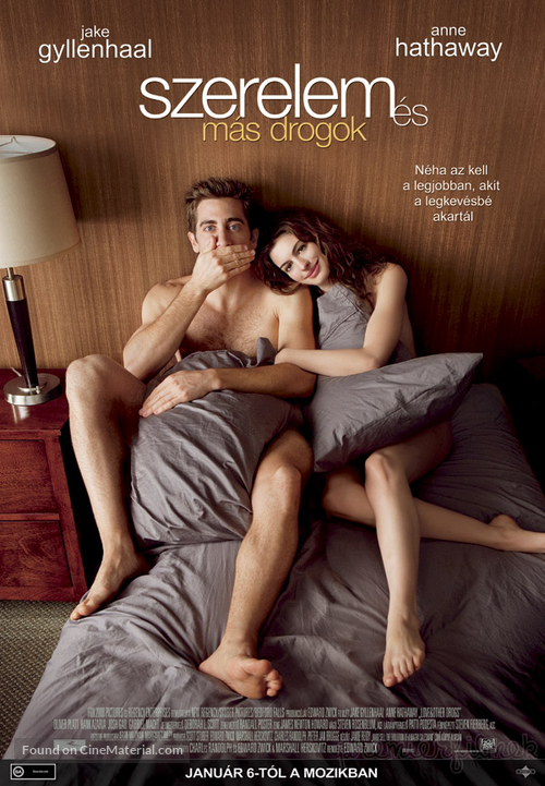 Love and Other Drugs - Hungarian Movie Poster